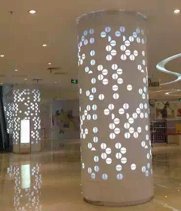 雕刻铝窗花