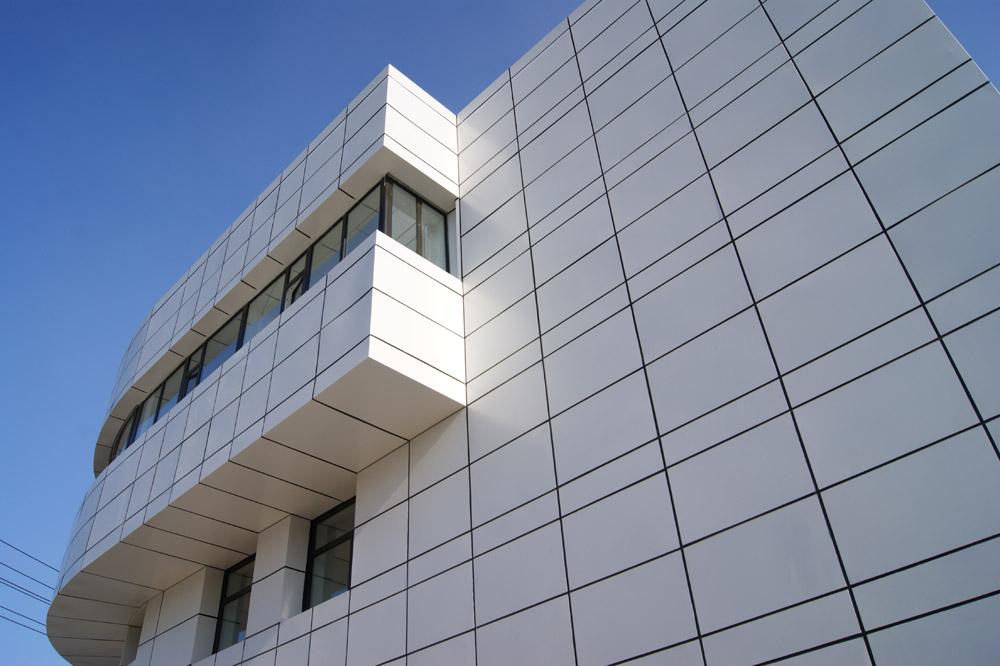 外墙铝单板幕墙
