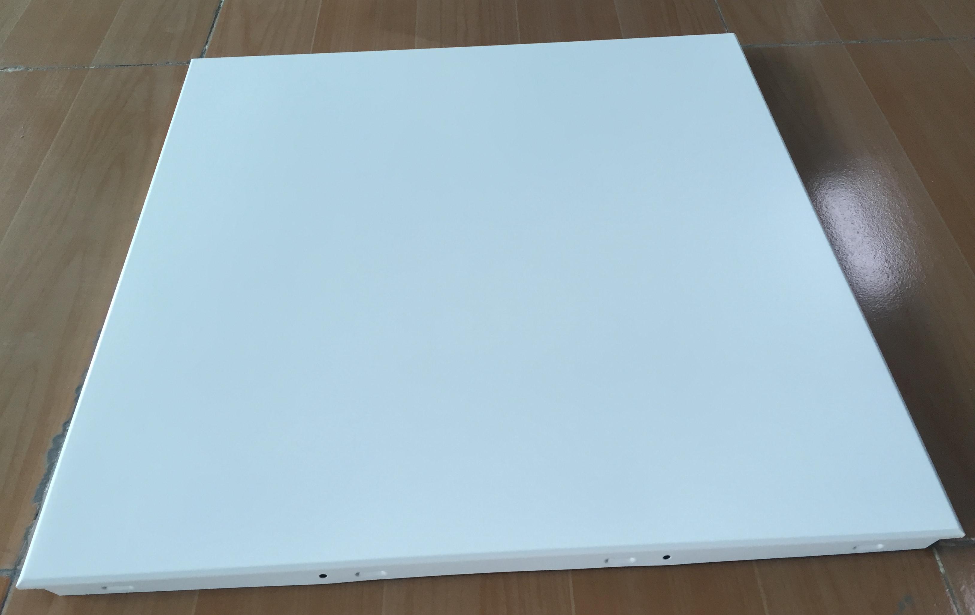 600*600铝扣板的规格尺寸与厚度