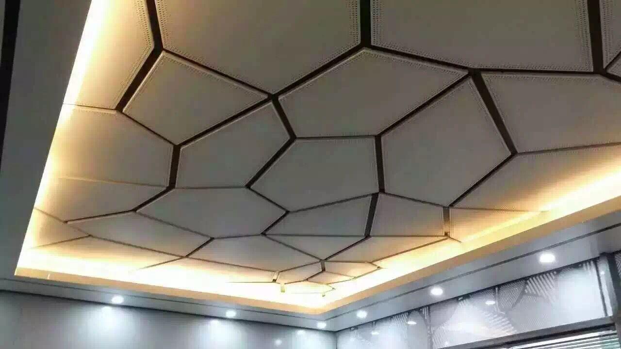 造型铝单板和异形铝板的生产