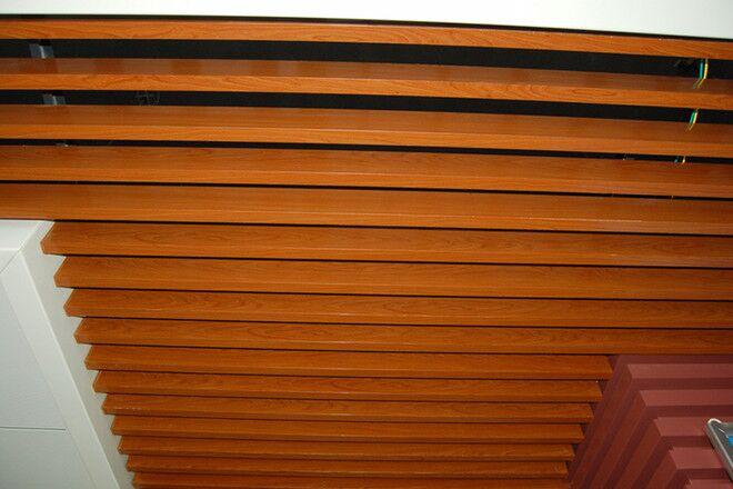木纹铝方通规格50*100